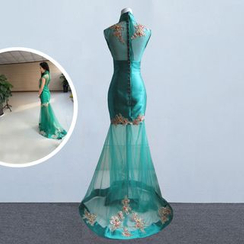 Bridal Workshop - 抹胸鱼尾晚礼服