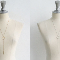 NANING9 - Pendant Long Necklace