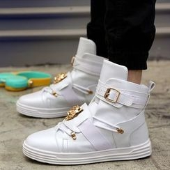 HANO - High Top Sneakers