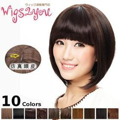 Wigs2You - Full Wig - Regular Bob