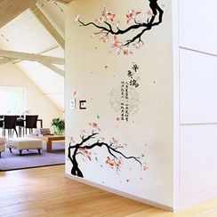 LESIGN - Chinese Painting Wall Sticker