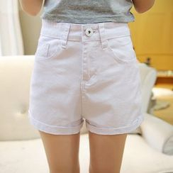 Cottony - 高腰短褲