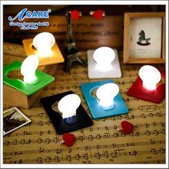 Acare - 卡片LED小夜燈