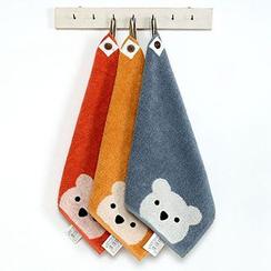 Lazy Corner - 北極熊擦手巾