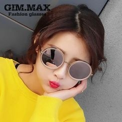 GIMMAX Glasses - Round Sunglasses