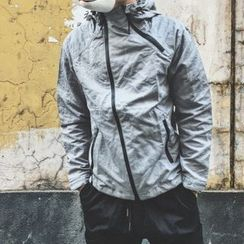 Milioner - Hooded Jacket