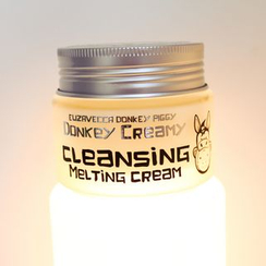 Elizavecca - Donkey Creamy Cleansing Melting Cream 100g