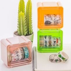Show Home - Masking Tape Storage Box