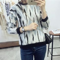 Polaris - Patterned Sweater