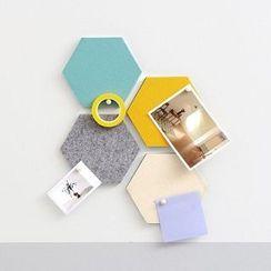 Full House - 菱形壁飾貼/留言板