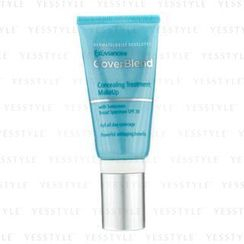 Exuviance - Coverblend Concealing Treatment Makeup SPF20 - # Honey Sand