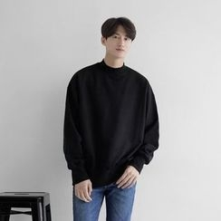 Seoul Homme - Colored Long-Sleeve T-Shirt