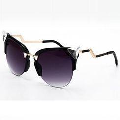 UnaHome Glasses - Jeweled Sunglasses