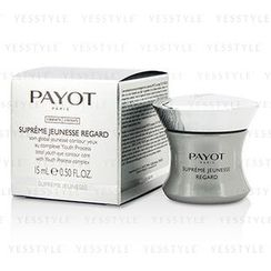 Payot - Supreme Jeunesse Regard Youth Process Total Youth Eye Contour Care - For Mature Skins