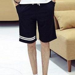 TOOI - 抽绳短裤