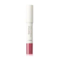 The Saem - Saemmul Smudge Lip Crayon (#BE01)
