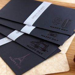 Red Unicorn - Printed Envelope