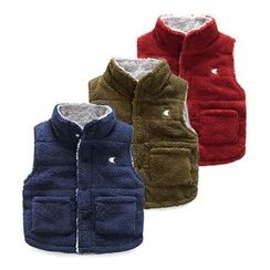 Seashells Kids - Kids Fleece Vest