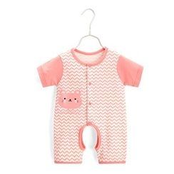 Yobaby - Baby Printed One-Piece