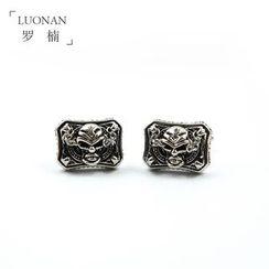Luonan - 骷髅袖扣