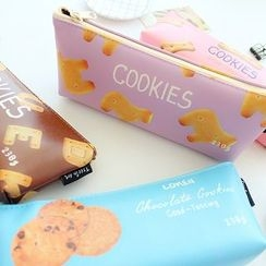 CatShow - Cookie Print Pencil Case