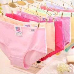 della molla - Plain Panties