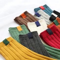Cute Essentials - Plain Socks