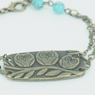 MyLittleThing - Owl Family Bracelet