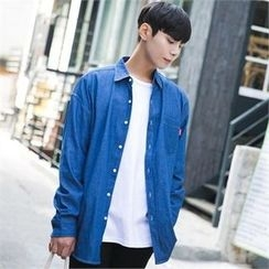 STYLEMAN - Washed Denim Shirt