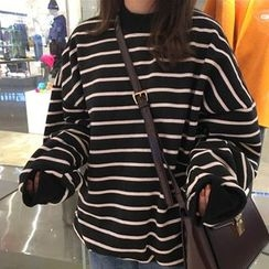 Dute - Striped Pullover