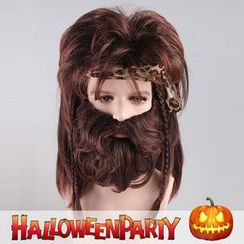 Party Wigs - Halloween Party Wigs - Jazzy