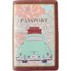 Dmotion - Car Illustrated Passport Holder