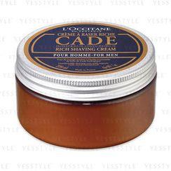 L'Occitane - Cade Rich Shaving Cream