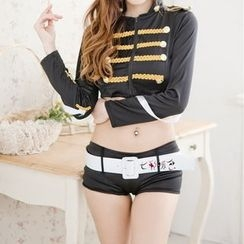 Colorful Days - Police Lingerie Costume Set