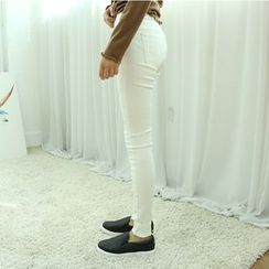 Dodostyle - Cotton Skinny Pants