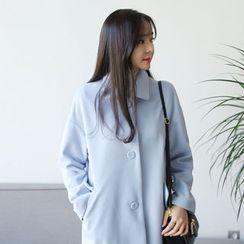 Envy Look - Single-Breasted Coat