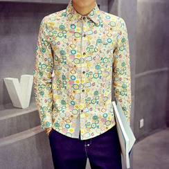 RIVOLO - Print Shirt