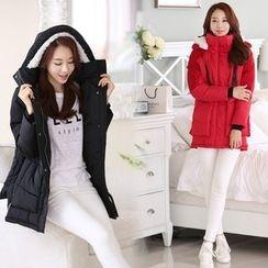 Sienne - Hooded Padded Coat