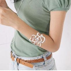 Cheermo - Perforated Rose Bangle