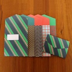 Zakka - Set of 5:  Greeting Cards