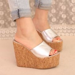IYATO - Wedge Mules