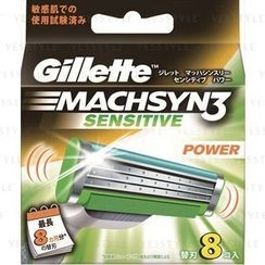 Gillette - Machsyn 3 (Sensitive) (Power) (Refill)