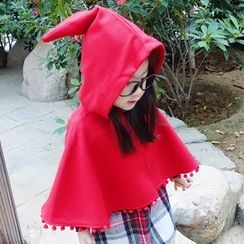 CUBS - Kids Hooded Cape