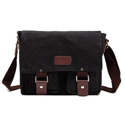 AUGUR - Canvas Shoulder Bag