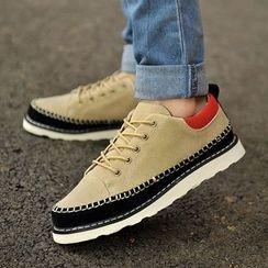 Easy Steps - 撞色休闲鞋