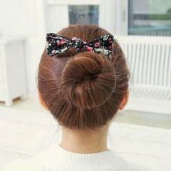 Amedama - Floral Hair Bun Tool