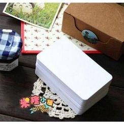 MissYou - Note Card