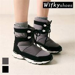 Wifky - Padded Short Boots
