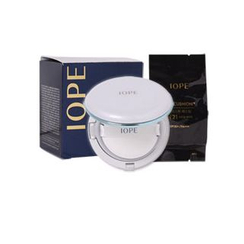 IOPE - Air Cushion Moisture Lasting SPF50+ PA+++ With Refill (N21 Natural Beige)