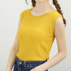 Honey House - Knit Tank Top